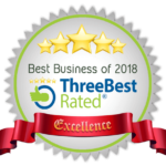 Rated Best Business of 2018