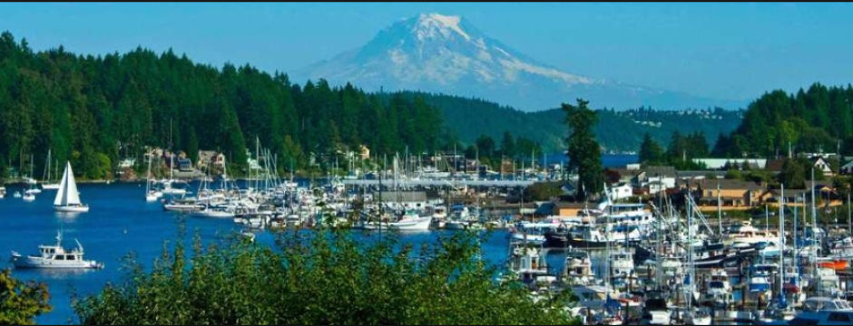 Gig Harbor - Carpet Cleaning Service Area